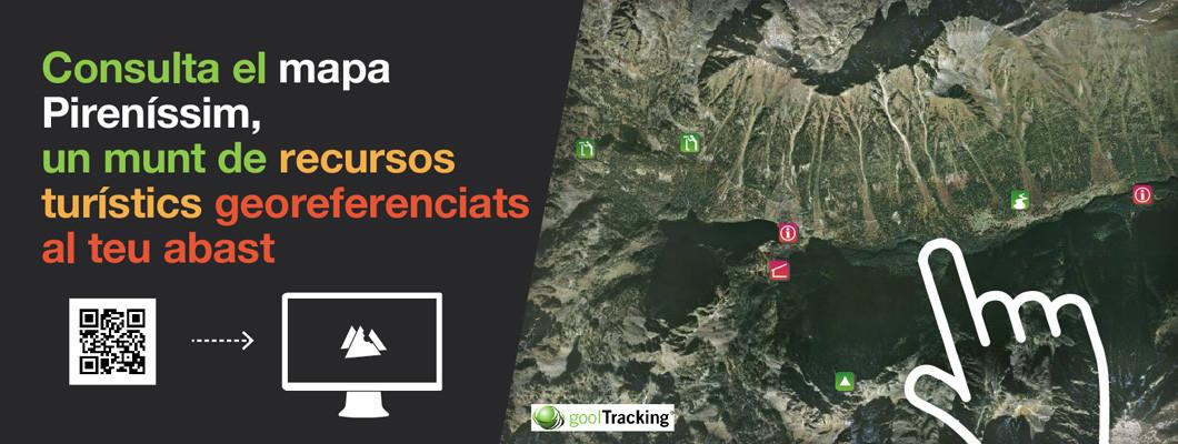 Mapa – Pireníssim